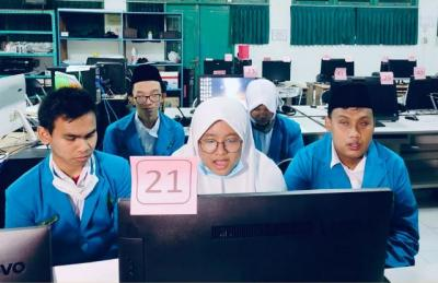 Masya Allah, Siswa Tunanetra Madrasah Ini Juara Kompetisi Sains Internasional