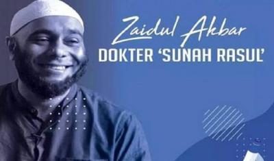 Ustadz dr Zaidul Akbar Ungkap Cara Hilangkan Lendir Tenggorokan Gunakan Rempah