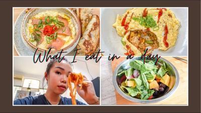 Jadi Konten Kreator Kuliner, Jesselyn MCI 8 Ungkap Menu Makanan Seharian!