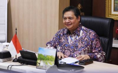 Menko Airlangga: 41,9% Total Transaksi Ekonomi Digital di Asean Berasal dari Indonesia