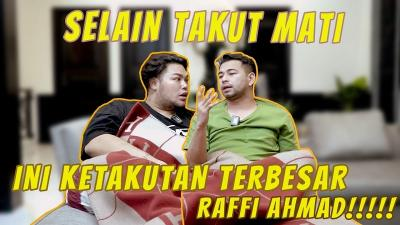 Sibuk Bekerja, Raffi Ahmad Baru Rasakan Quality Time dengan Keluarga Setelah 5 Tahun