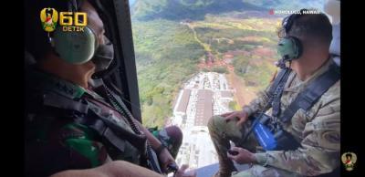 Hadiri Kegiatan Indo-Pacific, KSAD Tinjau Tempat Latihan dan Persenjataan US Army