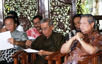 SBY Akan Hadiri Upacara Pemakaman Sudi Silalahi di TMP Kalibata