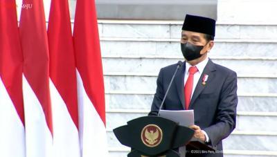 Pandemi Belum Berakhir, Presiden Jokowi Ingatkan Tiga Pemicu Kenaikan Kasus