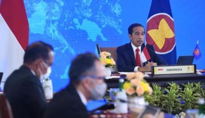 Di KTT ASEAN, Presiden Jokowi: Penerapan ATCAF Segera Diimplementasikan dengan Tertib