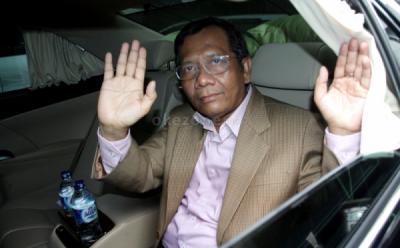 Sudi Silalahi Meninggal, Mahfud MD: Damailah Sahabatku