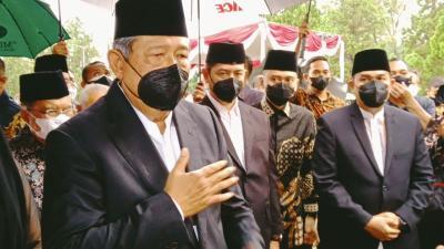 Sudi Silalahi Wafat, SBY: Surga, Insya Allah