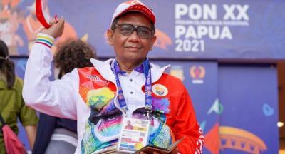 Mahfud Minta Aparat Lanjutkan Sukses Pengamanan PON di Ajang Peparnas Papua