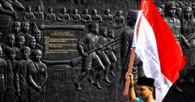 Isi Teks Sumpah Pemuda 28 Oktober 1928 dan Sejarahnya