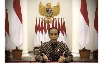 Presiden Jokowi Harap AS Jadi Mitra Utama Pembangunan Ketahanan Kesehatan ASEAN