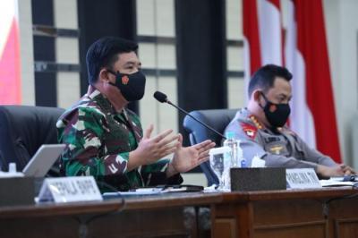 Panglima TNI Minta Anak Buahnya Waspadai Potensi Gelombang Ketiga Covid-19