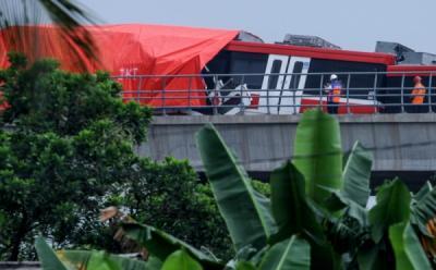 Kecelakaan LRT di Kawasan Cibubur karena Masinis Lalai