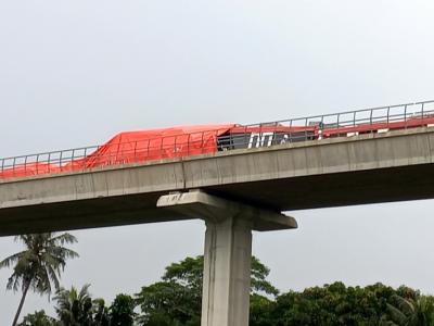 PT INKA Temukan Dugaan Human Error Tabrakan LRT, Begini Kejadiannya