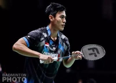 Mulus di Putaran Pertama French Open 2021, Shesar Hiren Rhustavito Beberkan Kunci Sukses