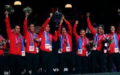 Tim Bulu Tangkis Indonesia Juara Piala Thomas 2020, Hariyanto Arbi Tak Kaget
