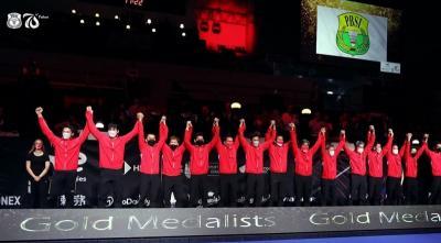 Komposisi Pemain Mumpuni, Indonesia Diprediksi Juara Piala Thomas 2022