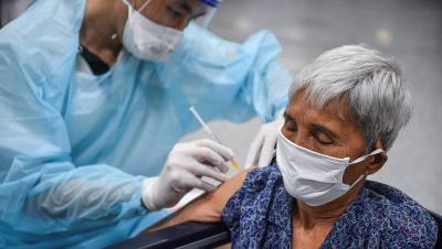 Baru 7 Juta, Pemerintah Prioritaskan Vaksinasi Covid-19 untuk Lansia