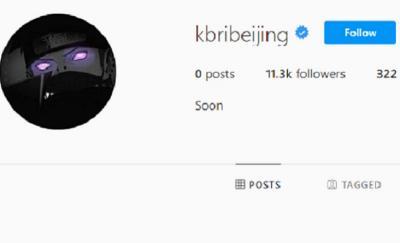 Akun Instagram KBRI Beijing Diretas, Malah Muncul Foto Anime