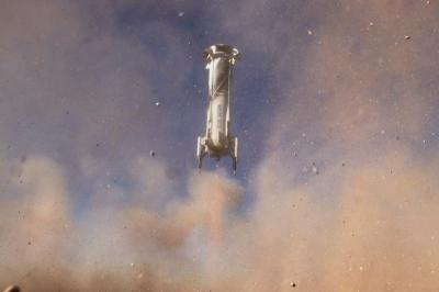 Blue Origin Siapkan Stasiun Luar Angkasa