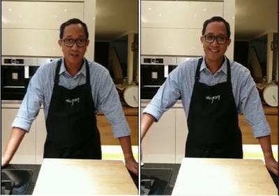 5 Tips Bisnis Kuliner ala Chef Degan