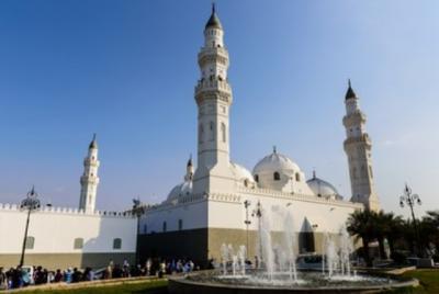 Kisah Kedatangan Nabi Muhammad di Madinah dan Berdirinya Masjid Quba