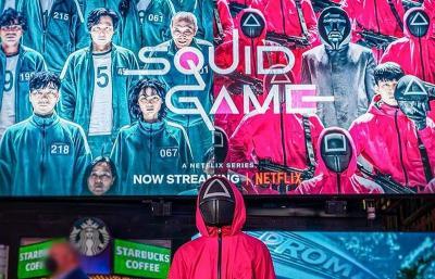3 SD di Amerika Larang Siswanya Pakai Kostum Squid Game untuk Halloween