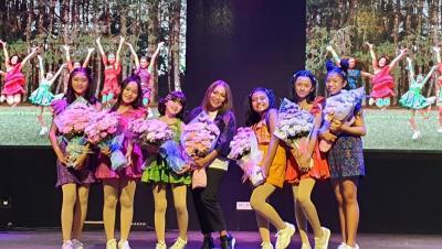 Rieka Roslan Bentuk Girlband, Lawan Dominasi K-Pop