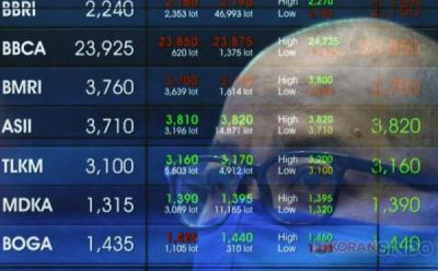 Bel Perdagangan, IHSG Langsung Melesat ke 6.665