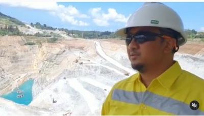 Ustadz Yusuf Mansur Pamer Tambang Emas, Tung Desem: Top Markotop!