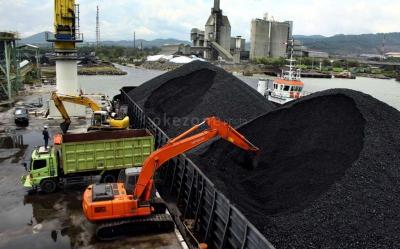 Wih! Produksi Batu Bara RI Tembus 450 Juta Ton