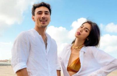 Honeymoon, Jessica Iskandar dan Vincent Verhaag Ajak El Barack