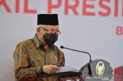 Wapres Minta Literasi Wisata Halal Ditingkatkan