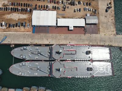 Canggihnya Dua Kapal Perang TNI AL Terbaru, Mampu Angkut Belasan Tank dan Helikopter