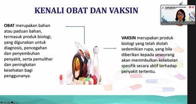 BPOM: Efek Samping Vaksin Hanya Sebentar Saja