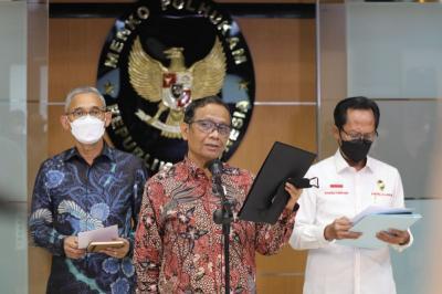 Mahfud MD Sebut Satgas BLBI Sudah Setor Rp2,4 Miliar dan USD7,6 Juta ke Kas Negara