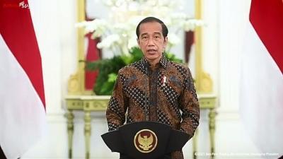 Presiden Jokowi: Penanganan Pandemi yang Efektif Butuhkan Stabilitas