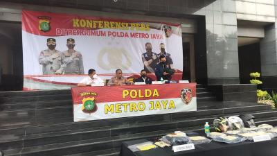 Polisi Tangkap Pejambret Pesepeda di Jalan Jenderal Sudirman yang Viral
