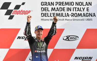 Fabio Quartararo Juara MotoGP 2021, Jorge Lorenzo Puji El Diablo Setinggi Langit