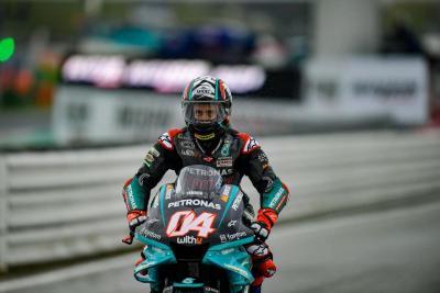 Tampil Buruk di MotoGP Emilia Romagna 2021, Andrea Dovizioso Heran dengan Motor YZR-M1