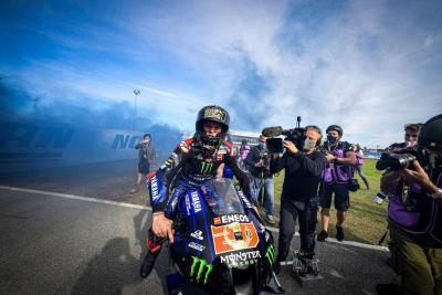 YZR-M1 Melempem, Yamaha Ternyata Sudah Rela jika Fabio Quartararo Tak Juara MotoGP 2021 di Misano