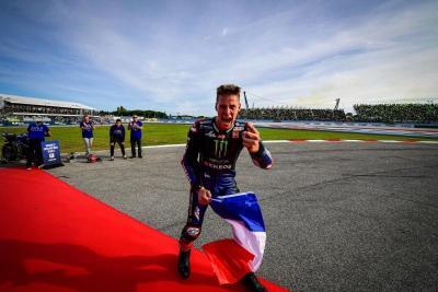 Usai Segel Gelar Juara MotoGP 2021, Fabio Quartararo Ajukan Permitaan Khusus kepada Yamaha