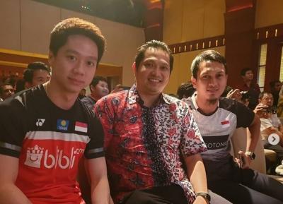 4 Kali Juara Piala Thomas, Ini Final Paling Berkesan yang Dijalani Hariyanto Arbi