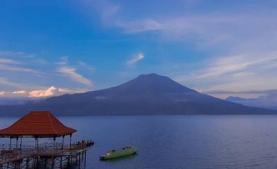 Danau Ranau Dipersiapkan Jadi Wisata Unggulan, Infrastruktur Mulai Dibenahi