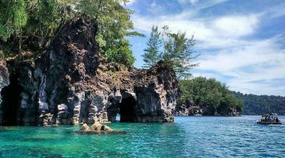 Wow! Wisatawan Serbu Ambon, Pulau Banda Jadi Primadona Turis Eropa
