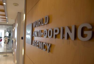 Menpora Temui Maruf Amin Laporkan soal Sanksi WADA