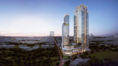 WOW! Gedung Baru, MNC Land Hadirkan Office Space Mulai Rp150 Ribu Sqm di Mega Kuningan Jakarta