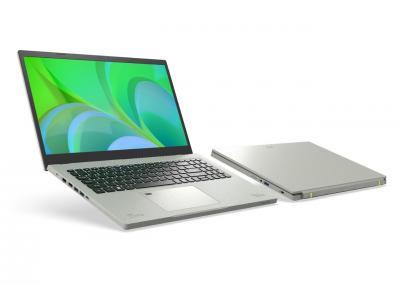Acer Hadirkan Laptop Berbahan Dasar Plastik Daur Ulang