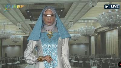 Ragam Kreasi Songket Ready To Wear Tampil di ISEF 2021