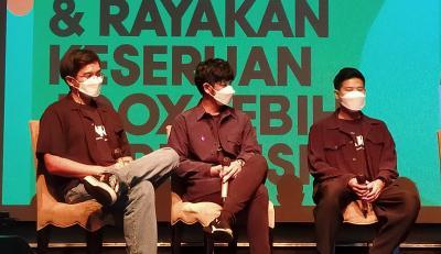 Usai 7 Tahun Berkarya, Laleilmanino Eksplorasi Musik dari Cirebon hingga Bali
