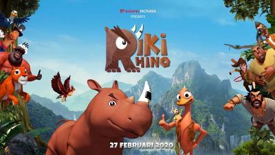 Tayang Internasional, Riki Rhino Mencoba Tembus Hollywood